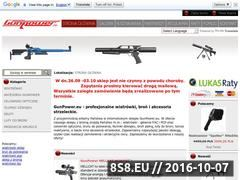 Miniaturka domeny gunpower.eu