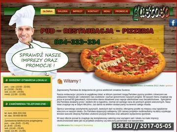 Zrzut strony Catering Gdynia
