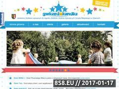 Miniaturka domeny www.gwiazdolandia.pl