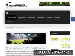 Miniaturka domeny www.gwiazdyfutbolu.com