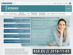 Miniaturka domeny gyneka.pl
