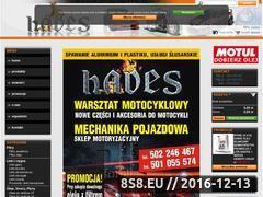 Miniaturka domeny hadesjarocin.pl
