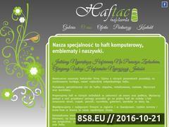 Miniaturka domeny haftac.pl