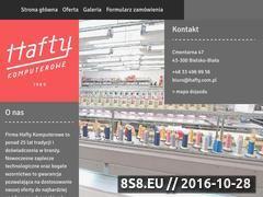 Miniaturka domeny hafty.com.pl