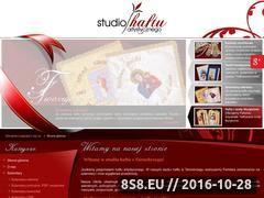 Miniaturka domeny www.hafty.go3.pl