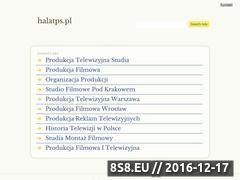 Miniaturka domeny www.halatps.pl