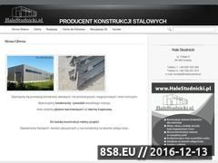 Miniaturka domeny www.halestudnicki.pl
