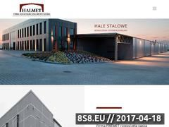 Miniaturka domeny www.halmet.pl