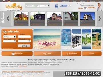 Zrzut strony Domki letniskowe do wynajęcia na Mazurach i Kaszubach - domki wynajem