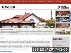 Miniaturka domeny www.hanbud.waw.pl