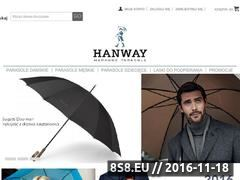 Miniaturka domeny www.hanway.pl