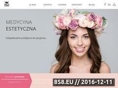 Miniaturka domeny www.happyclinic.pl