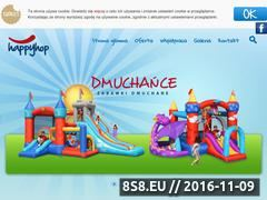 Miniaturka domeny www.happyhop.pl