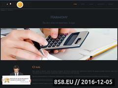 Miniaturka domeny www.harmony.org.pl