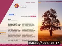 Miniaturka domeny harmonycoaching.pl