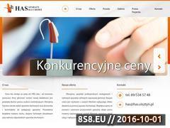 Miniaturka domeny www.has.olsztyn.pl