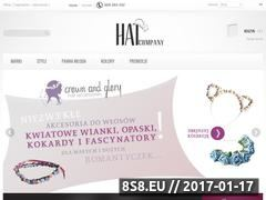 Miniaturka domeny hatcompany.eu