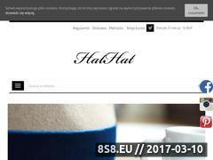 Miniaturka domeny hathat.pl