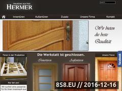 Miniaturka domeny haustueren-aus-holz.de