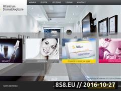 Miniaturka domeny www.hcentrum.pl