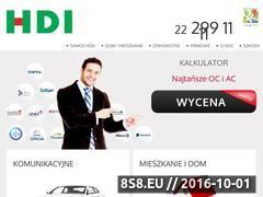 Miniaturka domeny hdi.waw.pl