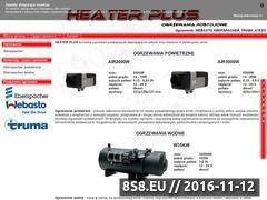 Miniaturka domeny heaterplus.pl