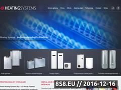 Miniaturka domeny heatingsystems.pl