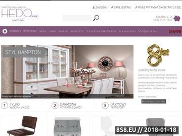 Zrzut strony Meble Kare Design