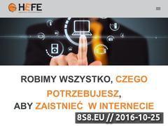Miniaturka domeny hefe.pl