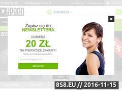 Miniaturka domeny www.hegen.com.pl