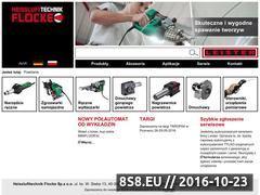 Miniaturka domeny www.heisslufttechnik.pl