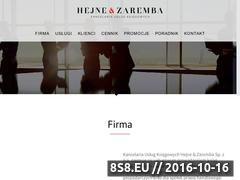 Miniaturka domeny www.hejne.pl