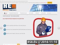 Miniaturka domeny www.hek.com.pl