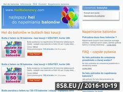 Miniaturka domeny helbalonowy.com