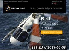Miniaturka domeny www.heliconsulting.pl