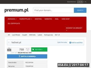 Zrzut strony Pozycjonowanie stron internetowych