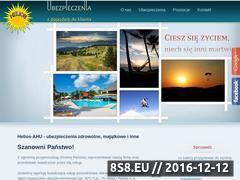 Miniaturka domeny www.helios-ahu.pl