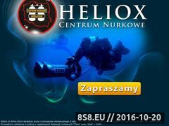 Miniaturka domeny www.heliox.pl