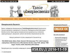 Miniaturka domeny www.helper-ubezpieczenia.pl