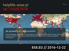 Miniaturka domeny helpme.waw.pl
