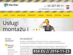 Miniaturka domeny henkar.pl