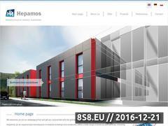 Miniaturka domeny www.hepamos.com.pl