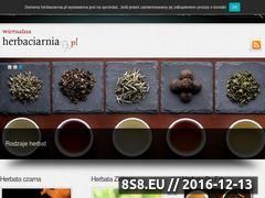 Miniaturka domeny www.herbaciarnia.pl