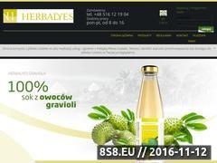 Miniaturka domeny www.herbalyes.eu