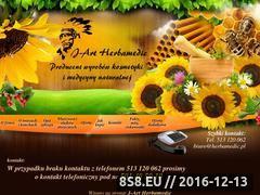 Miniaturka domeny herbamedic.pl