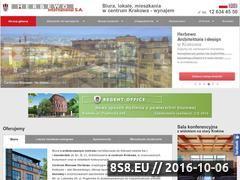 Miniaturka domeny www.herbewo.krakow.pl