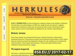 Miniaturka domeny www.herkules.wroclaw.pl