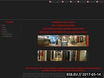 Zrzut strony Okna drewniane Wrocław