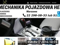Miniaturka domeny hess.com.pl