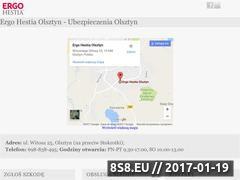 Miniaturka domeny www.hestiaolsztyn.pl